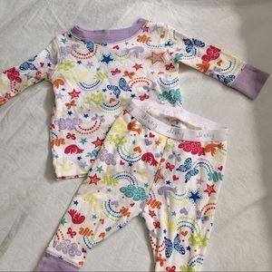 2 piece baby pyjama set